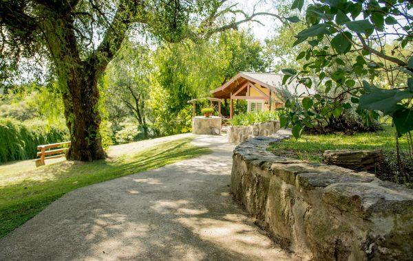 Cabaña Aguaribay